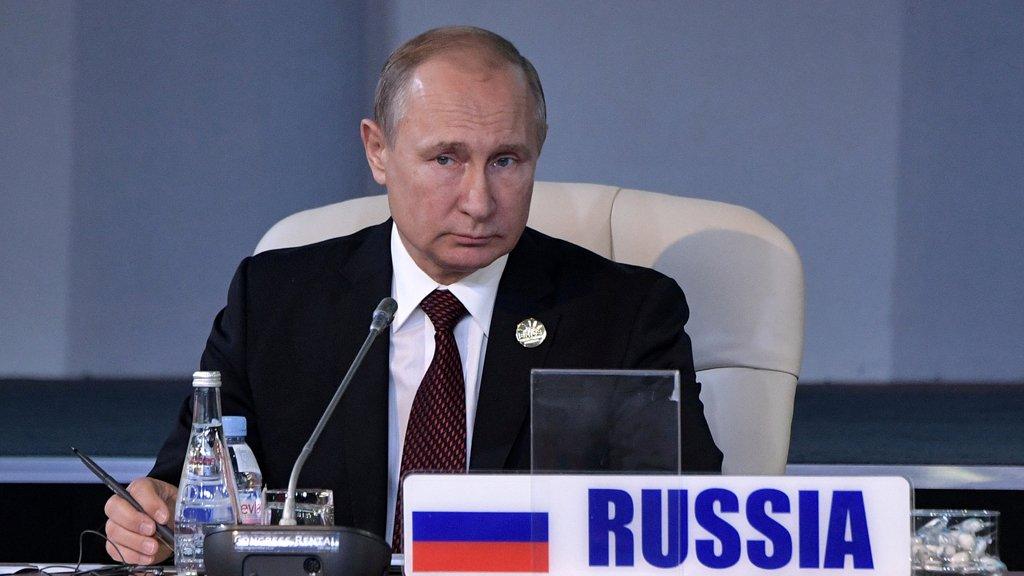 الرئيس الروسي فلاديمير بوتين/رويترز