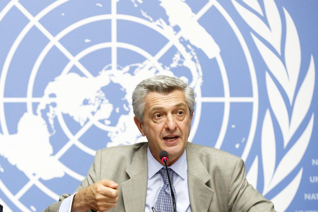 UN High Commissioner for Refugees, Filippo Grandi. PHOTO/ARCHIVE/EPA/SALVATORE DI NOLFI