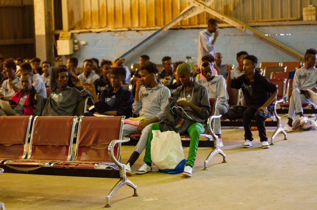 Somali migrants stranded in Libya are returning home | Credit: IOM