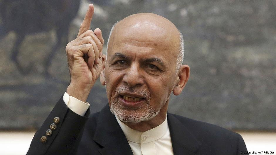 Afghan President Ashraf Ghani warned his people of the type of work they would find in Germany