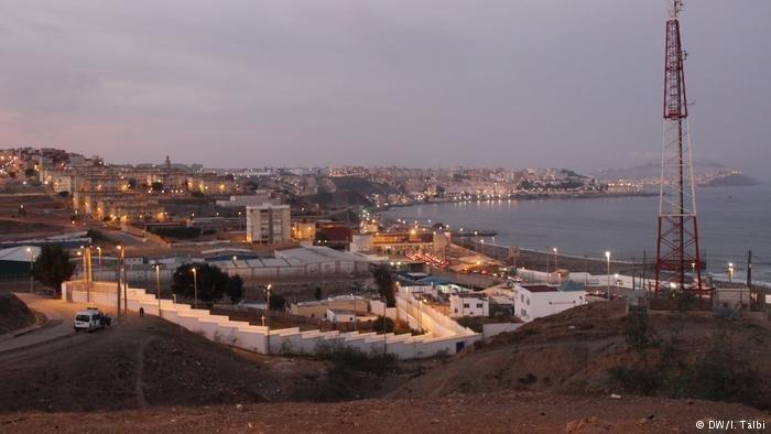 Lenclave espagnole de Ceuta