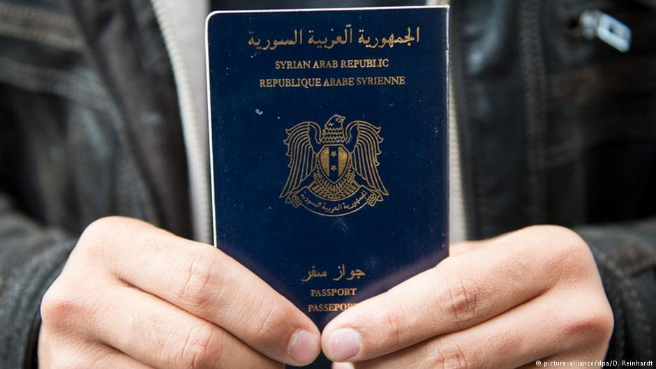 a valid passport is vital for Syrian refugees in Turkey, as it is the only official document that can be used to find a place to live and work