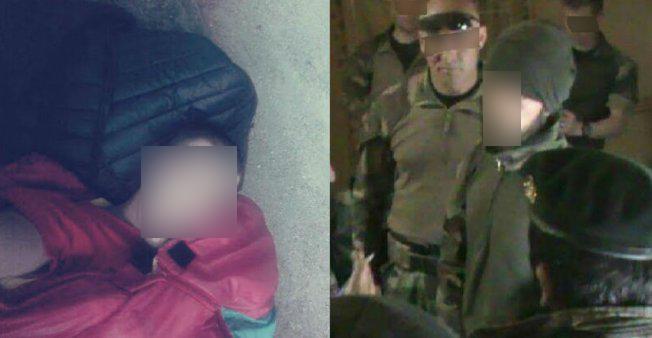 نوید موسوی، مترجم ارتش فرانسه در افغانستان( راست) و مهاجر غیرقانونی در پاریس. عکس از مهاجر نیوز