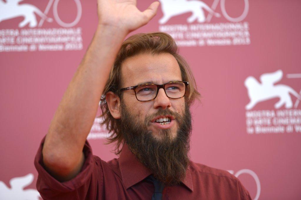 AFP/Gabriel Bouys  Le réalisateur italien Andrea Segre en 2013.