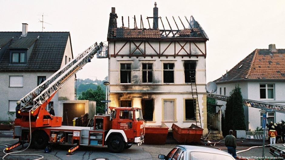 ۲۵ سال از آتشسوزی خانهای در زولینگن میگذرد