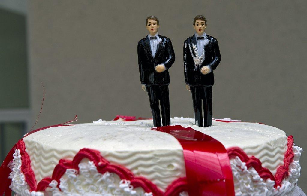 LUIS ACOSTA / AFP |L'Allemagne devient, dimanche 1er octobre 2017, le 15e pays européen à pratiquer le mariage homosexuel.