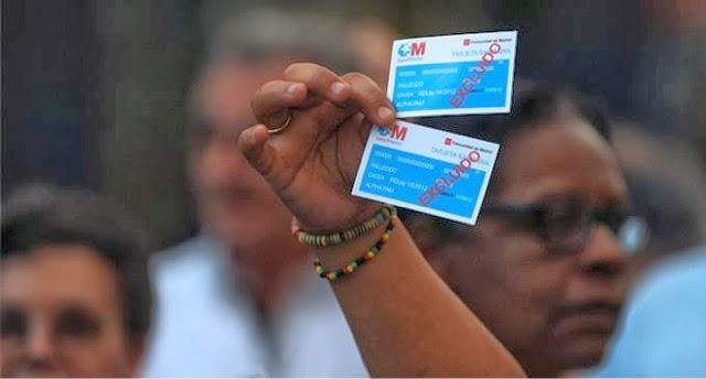 Now invalid health care card for irregular migrants