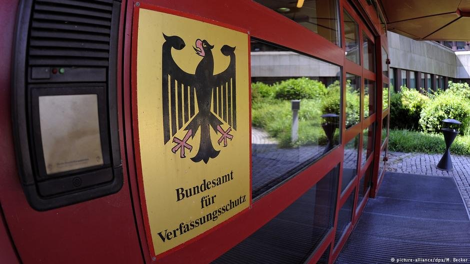'United for our security': Germany's domestic spy agency