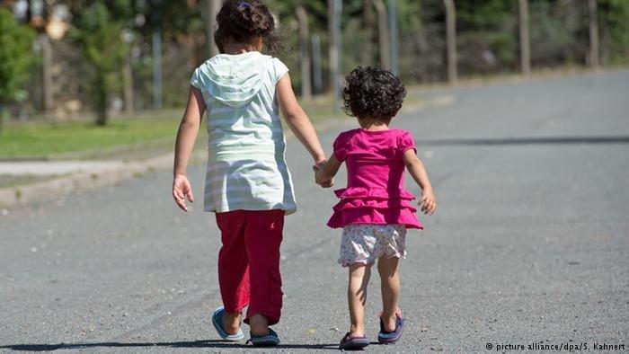 children Refugees - Picture Alliance