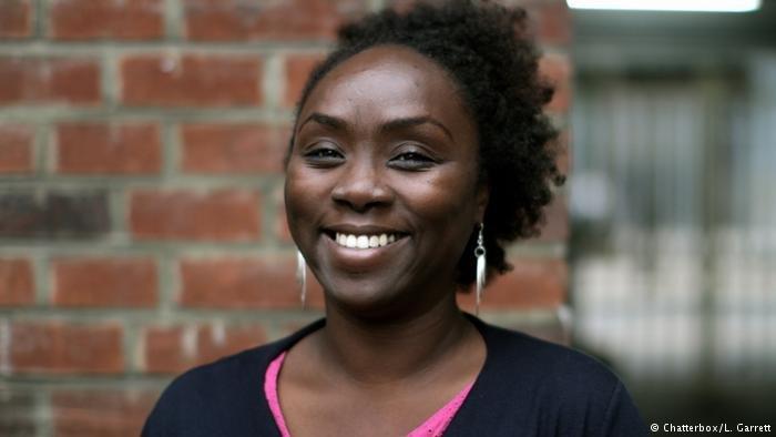 حكمة يعقوب لاجئة سودانية هربت إلى بريطانيا وتركت ورائها خبرة مهنية كمحامية لا يستهان بها