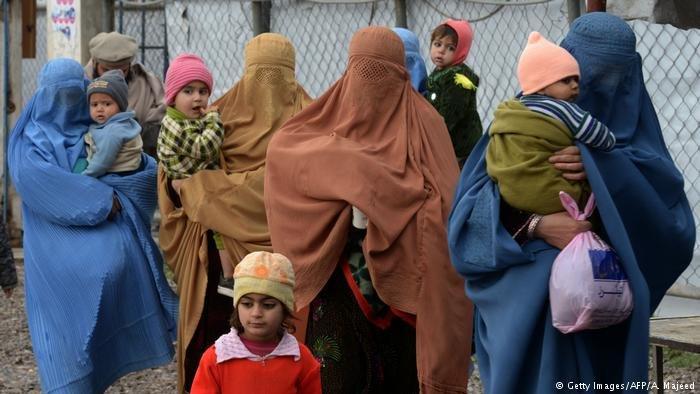 له تېرو لسیزو راهیسې میلیونونه افغانان پاکستان کې مېشت دي. انځور: ګیتي اېمېجز