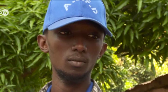 Many young people in Guinea face the decision whether to stay or try to leave for Europe
