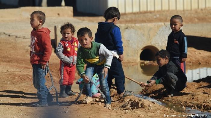 Environ 3,5 millions d'enfants réfugiés n'ont pas été à l'école en 2016