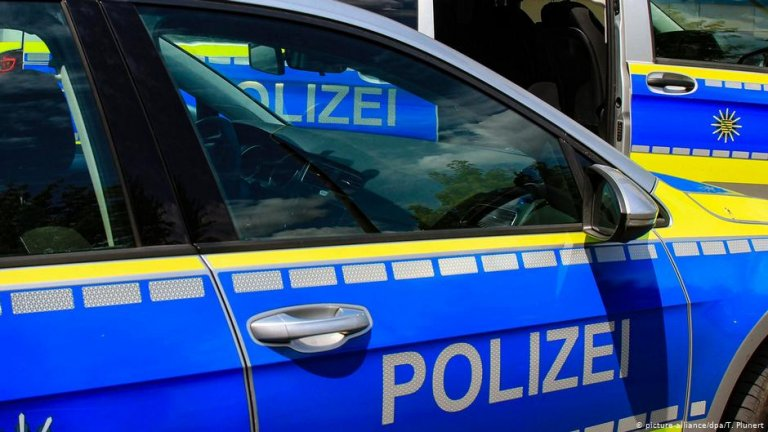 From file: A German police car | Photo: Picture-alliance/dpa/T.Plunert