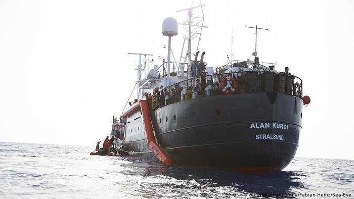 picture-alliance/dpa/Fabian Heinz/Sea-Eye