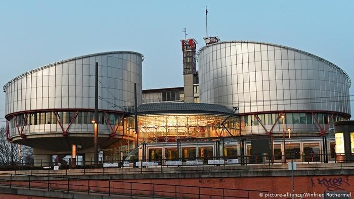 محکمه حقوق بشر اروپا در اشتراسبورگ