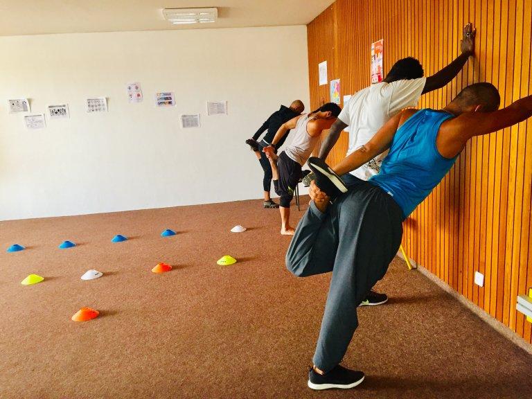 """""""الاندماج من خلال الرياضة"""" مشروع ألماني لمساعدة اللاجئين القصر في اليونان"""