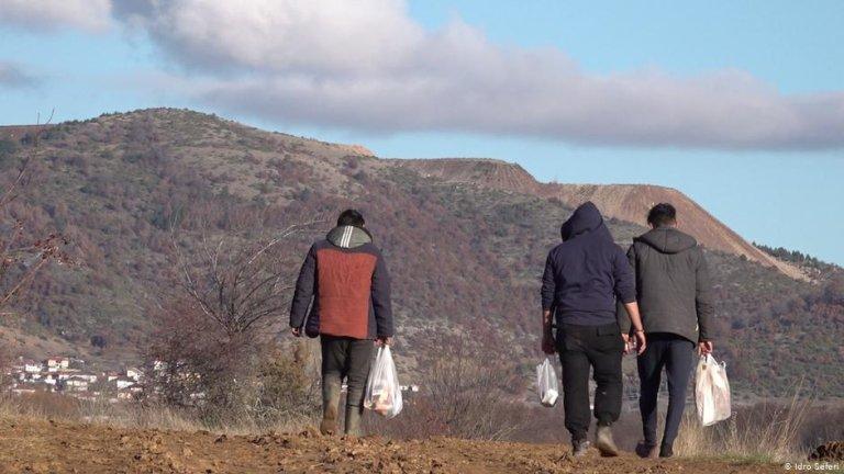 Frontex detected less migrant children crossing the borders in 2020   Photo: Idro Seferi/DW