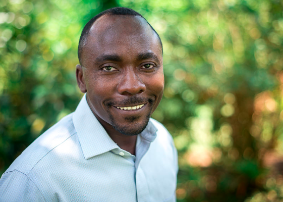 Innocent Magambi spent the first 26 years of his life in refugee camps. Now he works to empower refugees and local Malawians | Credit: There is Hope Malawi/Innocent Magambi