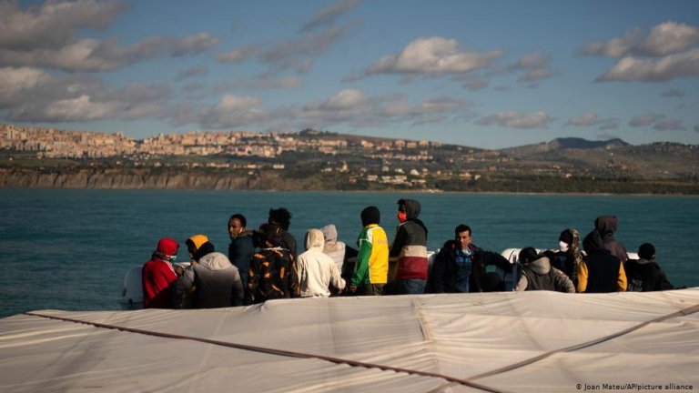 The European Commission is seeking a new migrant accord with north African countries   Photo: Jean Mateau/AP/Picture-alliance