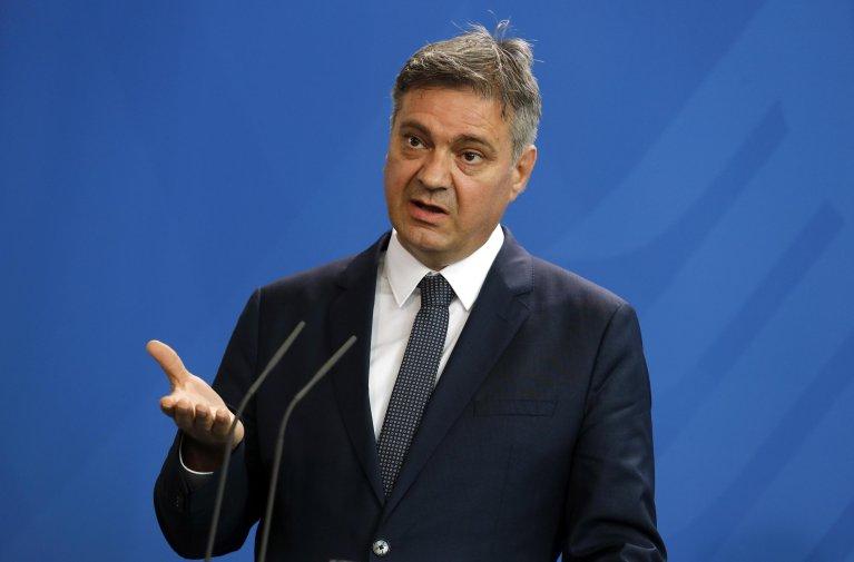 Bosnian Prime Minister Denis Zvizdic | Photo: EPA/Felipe Trueba