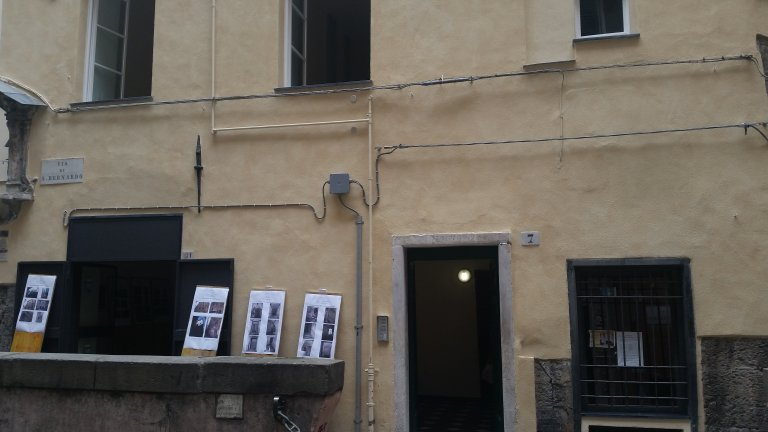 Public housing in Genoa   Photo: ANSA / Archive photo