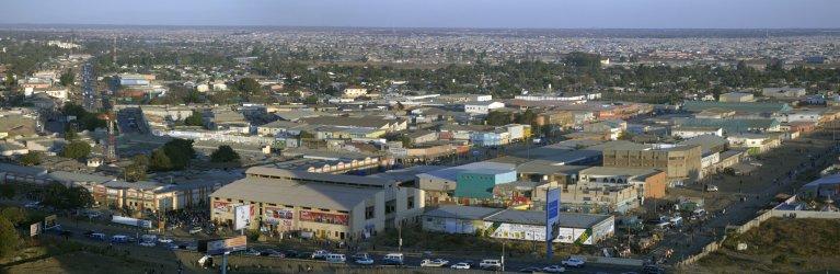 Getty Images/Stuart Fox |Vue de Lusaka, la capitale de la Zambie. (Image d'illustration)