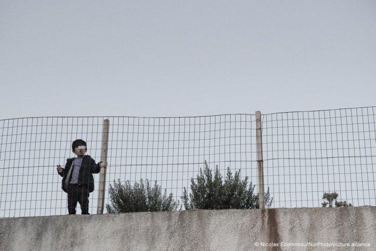 """بين 2018 و2020 سجلت منظمة """"لوست إن يوروب"""" اختفاء أكثر من 18 ألف مهاجر قاصر في أنحاء أوروبا. أرشيف"""
