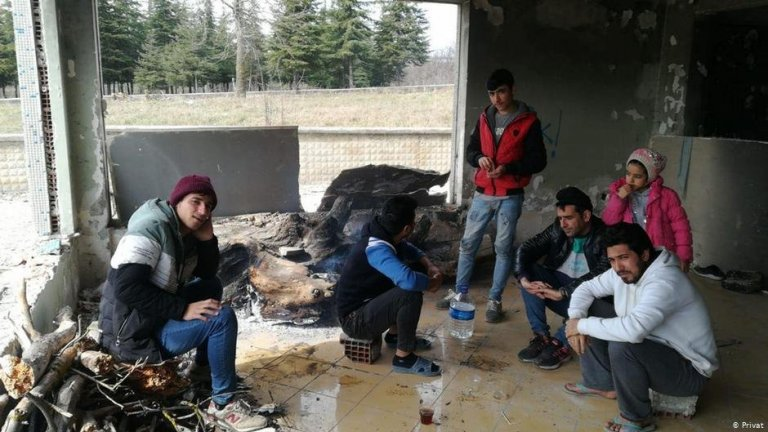 Afghan migrants: 'We live in a deplorable condition in Turkey', March 4, 2020 | Photo: private
