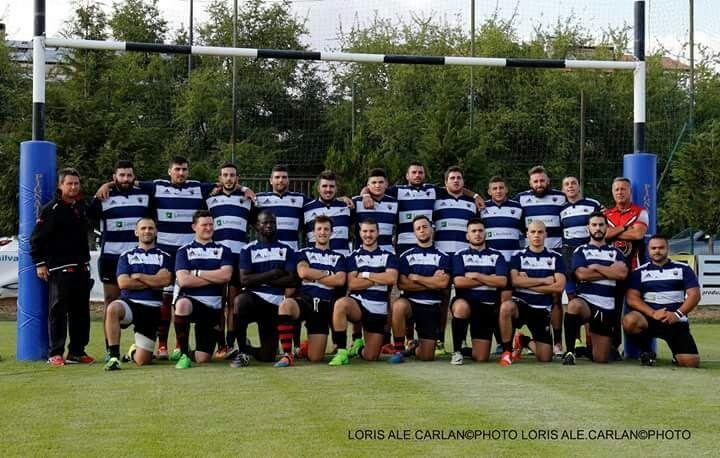 Colleferro Rugby team, copyright: Tre Fontane
