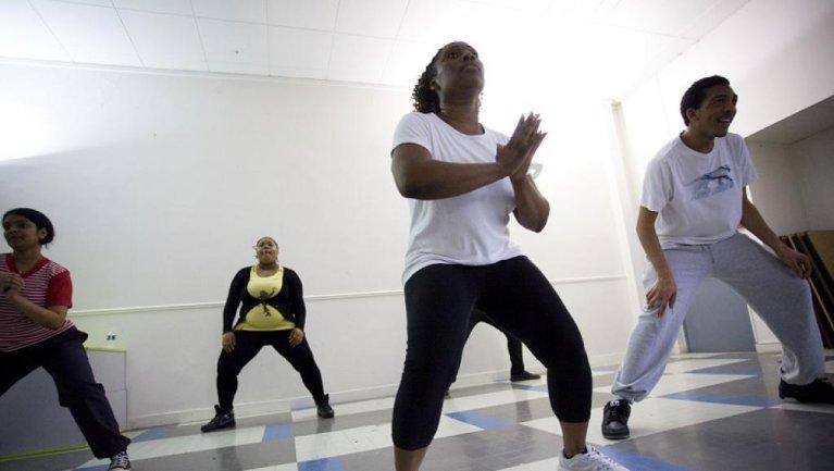 Préserver sa santé et maintenir une bonne condition physique reste l'objectif de la FFSPT. Crédit : FFSPT