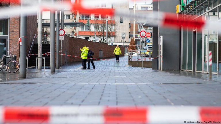 At least four people were injured in the attacks on New Year's Day | Photo: Picture-alliance/dpa/M.Kusch