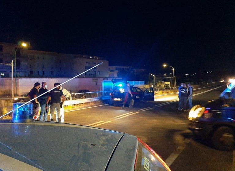 A young Eritrean migrant was killed by a car on a Sicilian highway on Thursday night | Photo: ANSA/