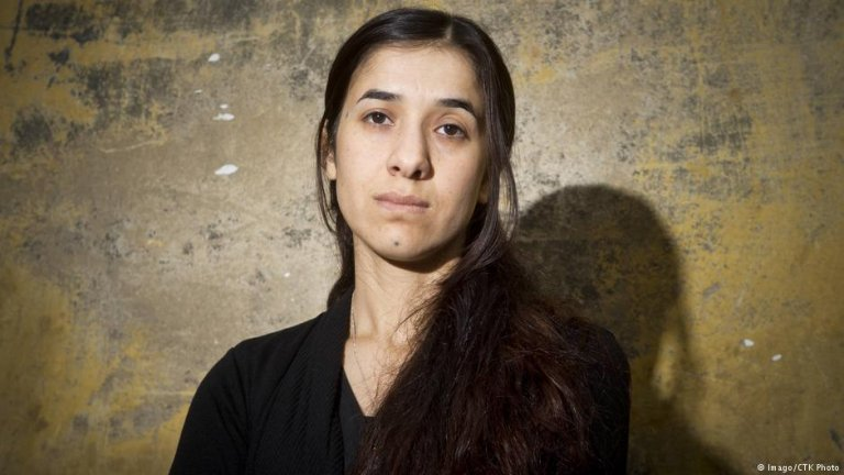 Nadia Murad's efforts to end sexual violence have won her the 2018 Nobel Peace prize. | Photo: CTK / Vit Simanek