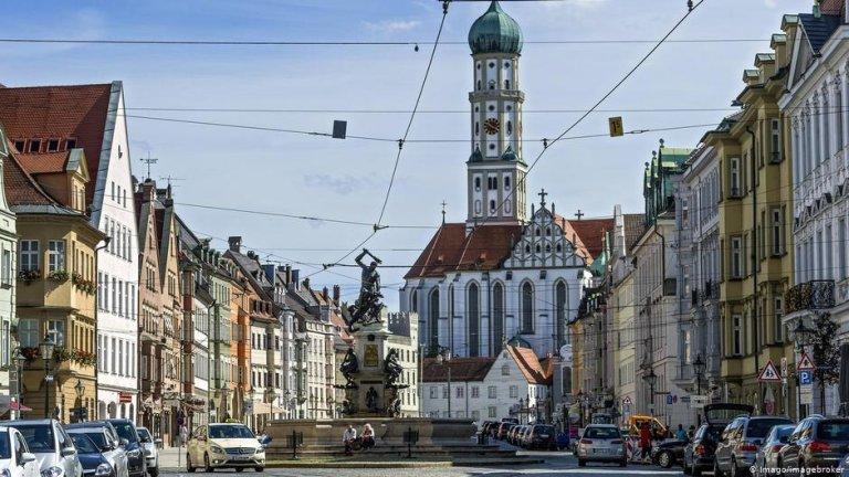 Augsburg old town | Photo: Imago/Imagebroker