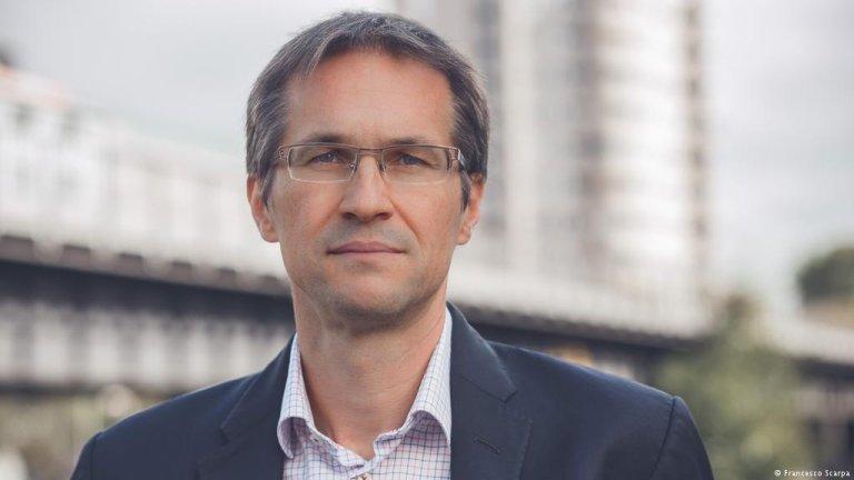 Gerald Knaus wants to ease the asylum process across Europe
