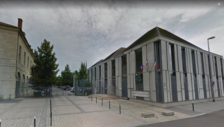 La Préfecture du Doubs à Besançon. Google Street View / octobre 2018.