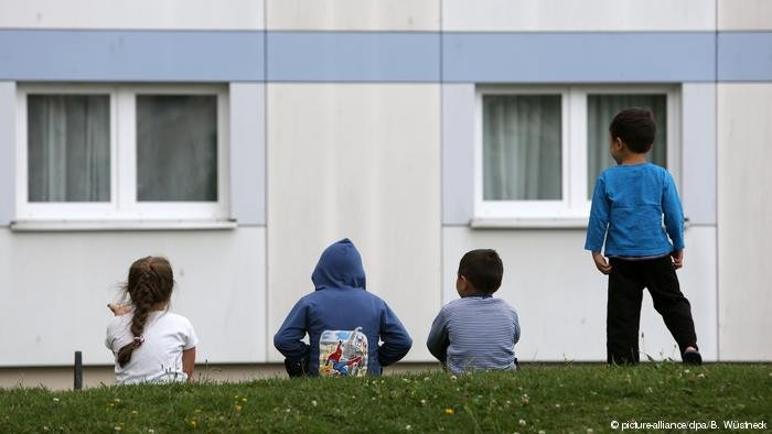 At last 10,000 migrant children in Europe disappeared in 2015. Many of them are still missing.