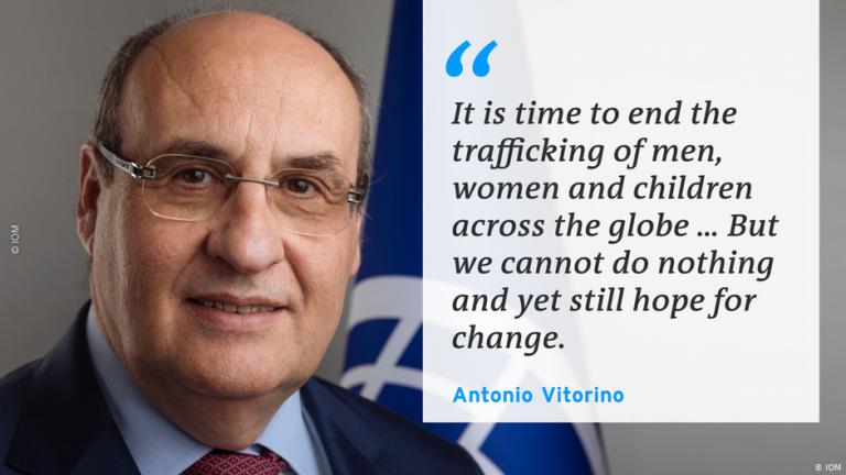 Antonio Vitorino (IOM) | Credit: IOM