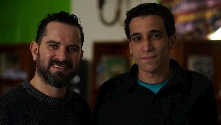 ANSA / المخرج المسرحي السوري باسم.
