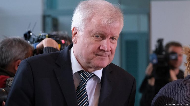Horst Seehofer | Photo: Getty Images/S.Gallup