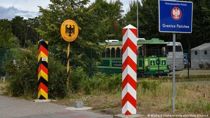الحدود الألمانية-البولندية