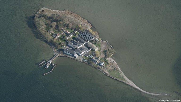 دنمارک در نظر دارد که پناهجویان جنایت کار را در یک جزیره، نگهداری کند.