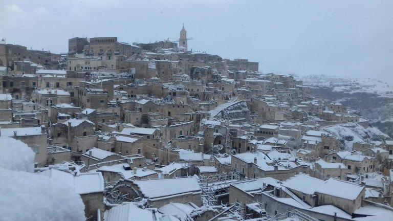 The city of Matera | Photo: ANSA/Franco Martina