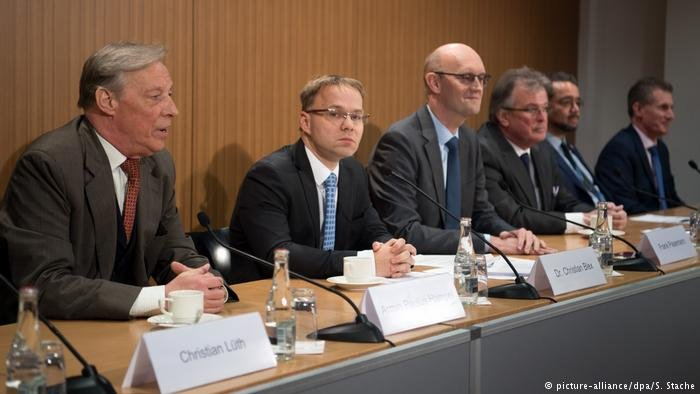 AfD lawmakers say Syria is a safe country   picture-alliance/dpa/S.Stache