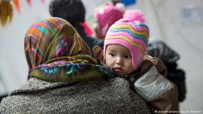خمس طلبات اللجوء التي تم تقديمها في ألمانيا في النصف الأول من عام 2019 كانت لأطفال ولدوا في ألمانيا