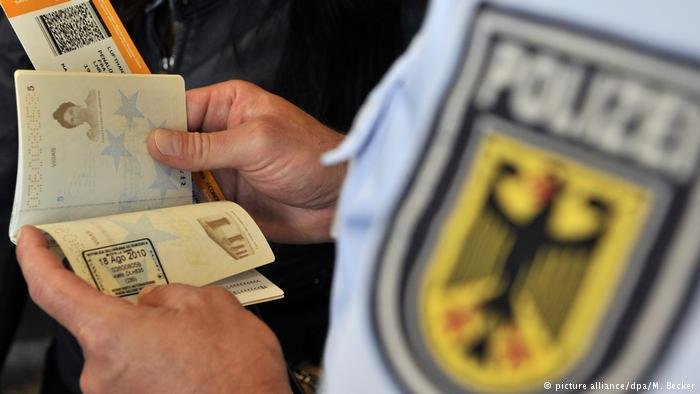 Border controls in Germany