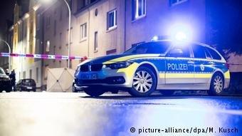 پولیس آلمان یک جوان ۲۲ ساله عراقی را در پیوند به قتل یک دختر پناهجوی ایرانی بازداشت کرد. عکس از آرشیف
