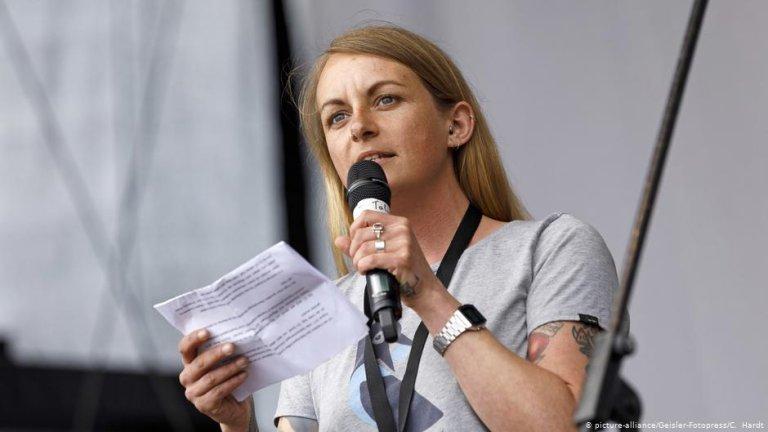 Pia Klemp | Photo: Picture-alliance/Geisler-Fotopress/C.Hardt