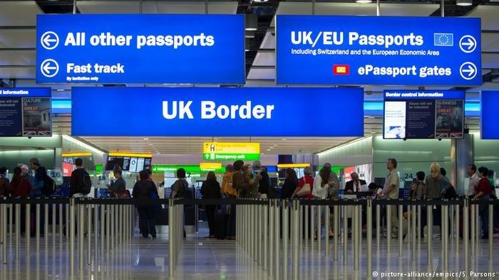 Britain exits the EU in March, 2019